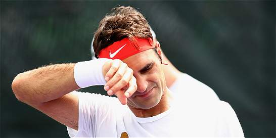 Roger  Federer no jugará en Roland Garros