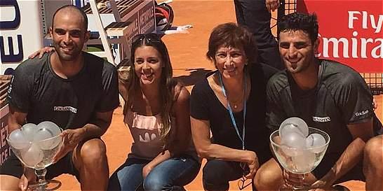 Cabal y Farah, campeones de dobles del ATP 250 de Niza