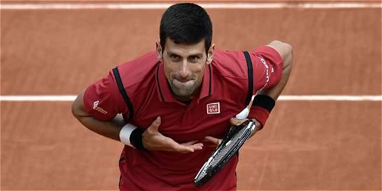 Nadal, Djokovic y Murray avanzan a segunda ronda en Roland Garros