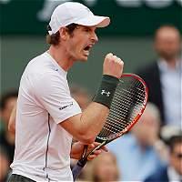 Murray, Nishikori y Wawrinka avanzan en Roland Garros