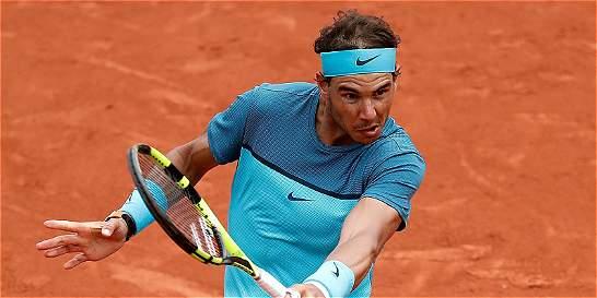 Nadal y Djokovic, a tercera ronda del Roland Garros