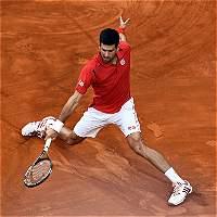 Djokovic, vía libre al título en Francia