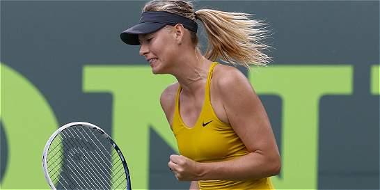 Sharapova presentó ante el TAS apelación contra su sanción