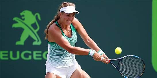 Por una lesión, Victoria Azarenka será baja del Abierto de Wimbledon