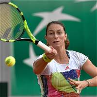 Mariana Duque pierde en primera ronda de Wimbledon