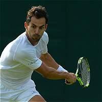 Giraldo se despide de Wimbledon tras caer en un agónico partido