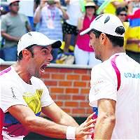 Juan Sebastián Cabal y Robert Farah, confirmados para Río-2016