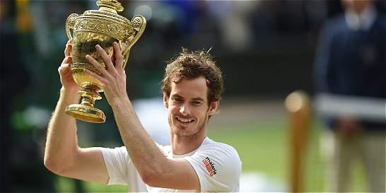 Andy Murray se puso otra vez la corona inglesa