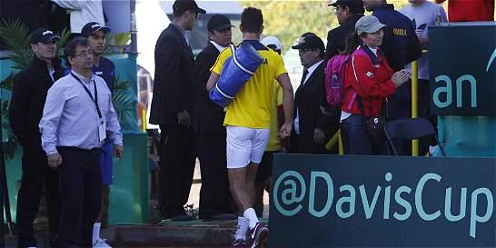 Federación de tenis, sin peso y con responsabilidad en la Copa Davis