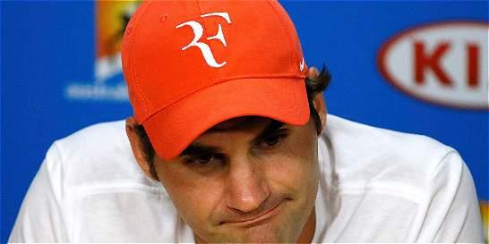 Federer no estará en los Olímpicos y puso fin a la temporada 2016