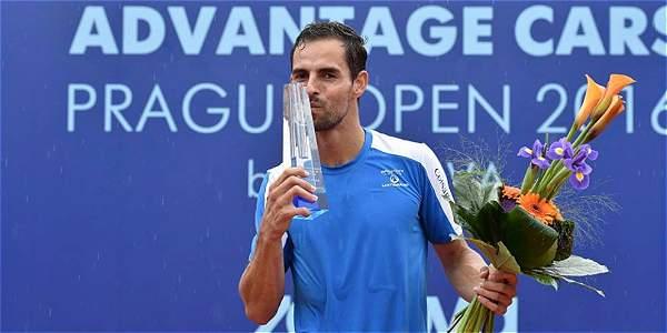 Santiago Giraldo ganó el Challenger de Praga