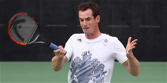 Andy Murray será el abanderado del Reino Unido