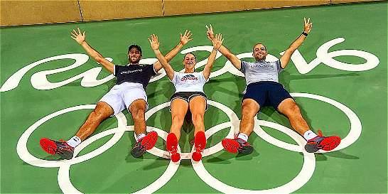 Duque se enfrentará en primera ronda de los Olímpicos con Kerber