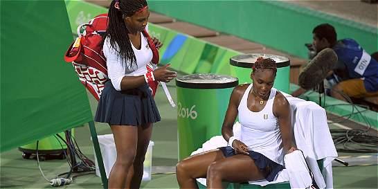 Eliminadas las hermanas Williams en primera ronda de los Olímpicos