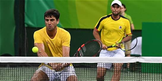 Los tenistas Cabal y Farah, eliminados del tenis Olímpico