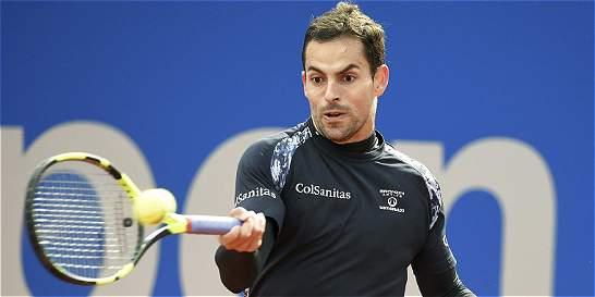 Santiago Giraldo venció a Sam Querrey en el ATP 250 de Los Cabos