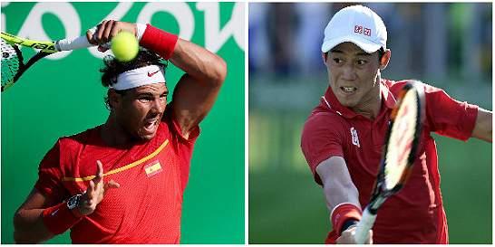 Rafael Nadal perdió el bronce olímpico con Kei Nishikori