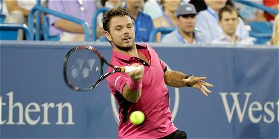 Wawrinka supera a Federer y Cilic entra en el Top 10 de la ATP