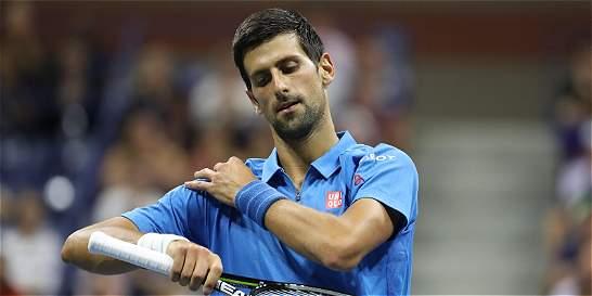 Djokovic, con dudas, avanzó a la segunda ronda del Abierto de EE. UU.
