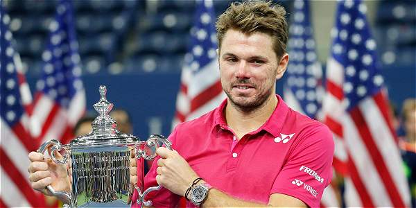 Hagamos top a StaNimal Wawrinka, campeon del US Open!