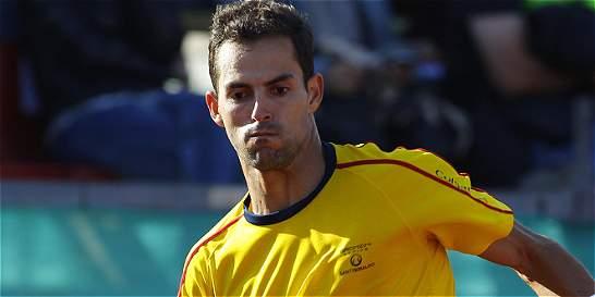 Colombia derrotó a República Dominicana 1-4 en la Copa Davis