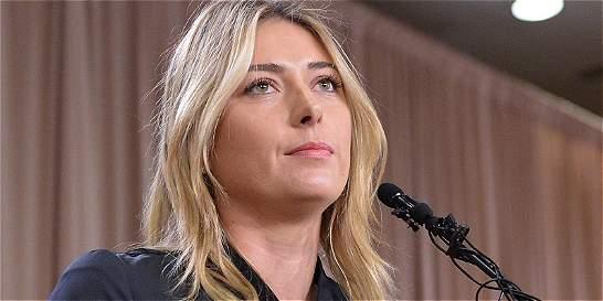 El TAS anunciará decisión sobre recurso de María Sharapova