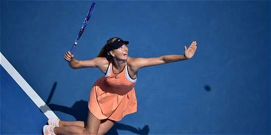 La ITF niega que haya intentado sancionar cuatro años a Sharapova