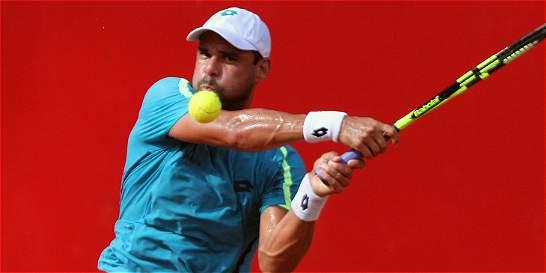 Alejandro Falla, a cuartos de final del ATP de Monterrey