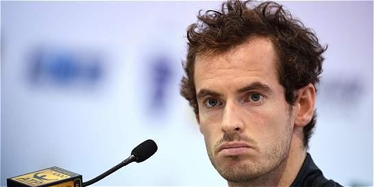 'El tenis es mejor cuando están Nadal y Federer': Murray