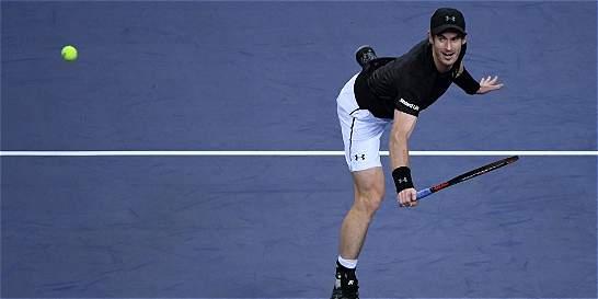 Murray ganó a Simon y será rival de Bautista en la final de Shanghái
