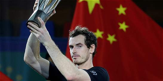 Andy Murray ganó en China y acecha el número uno