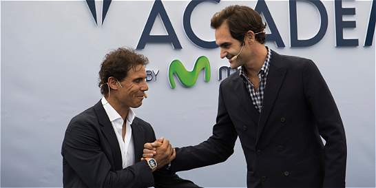 'Ni a Roger ni a mí se nos ha olvidado jugar al tenis': Nadal