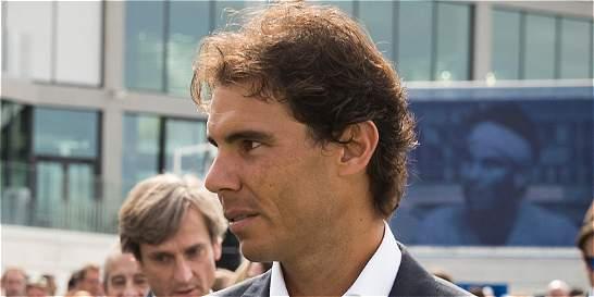 Rafael Nadal confirmó que no jugará más este año