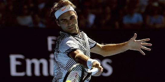 Murray y Federer avanzan sin problemas en Australia