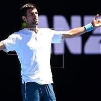'Me quito el sombrero ante Denis': Djokovic
