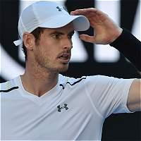 Andy Murray es eliminado del Abierto de Australia