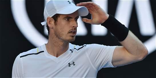 Andy Murray y Angelique Kerber, eliminados del Abierto de Australia