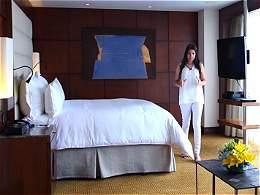 Así es la suite presidencial Marriot, la más cara de Bogotá