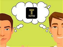 Así nació la idea de Tapssi