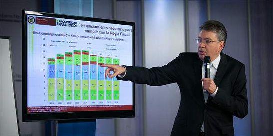 Cámara avaló presupuesto para el 2015 por 216, 2 billones de pesos