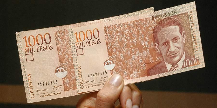 Entraran en circulación desde abril nuevos billetes de mil