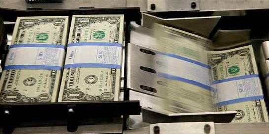 Precio del dólar sigue repuntado