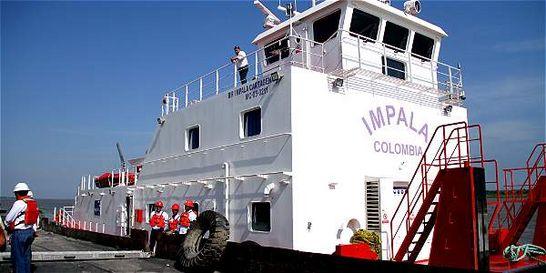 Dueños de naviera del Magdalena, con 10 % de Pacific E&P