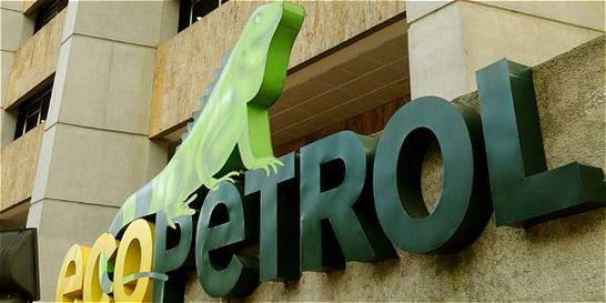 Acción de Ecopetrol bajó 9,92 % y quedó en 881 pesos