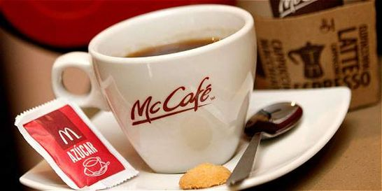 McDonald's vendió más de lo esperado