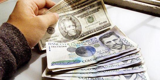 Fuerte caída del dólar: se cotiza en $ 2.916,5 en promedio