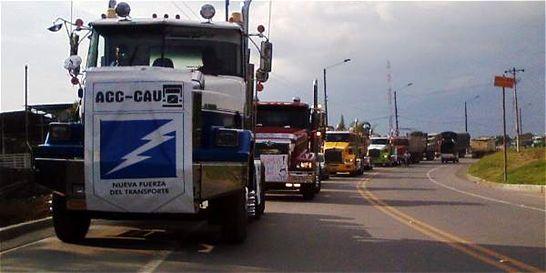 Los 5 puntos en los que no hay consenso para acabar el paro camionero