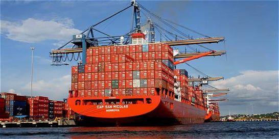Importaciones colombianas cayeron 1,8 por ciento en noviembre pasado