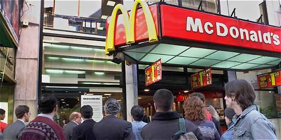McDonald's abre investigación tras sanción por promoción de helados