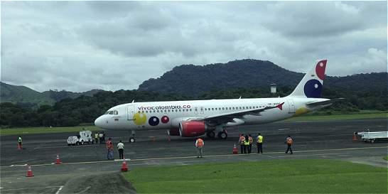 VivaColombia hizo bajar costo de pasajes de otras aerolíneas a Panamá